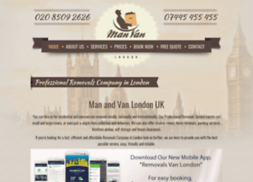 manvanlondonuk.co.uk