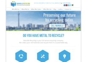 manvillemetalrecycling.com