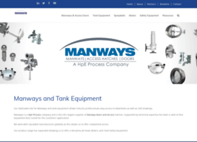 manways.co.uk