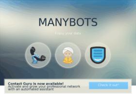 manybots.com