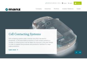 manz-automation.com