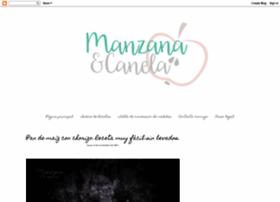 manzanaycanela.com