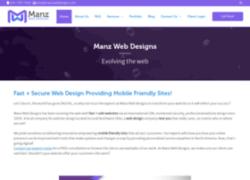 manzwebdesigns.com