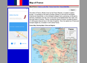 map-of-france.org