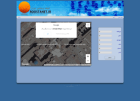 map.roostanet.com