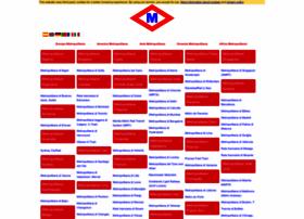 mapa-metro.com