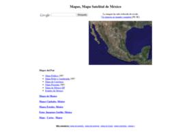 mapa mexico com mx mapa de méxico mapa de méxico 1997 keywords 1997
