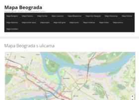 mapabeograda.net