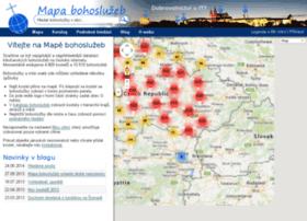 mapabohosluzeb.cz