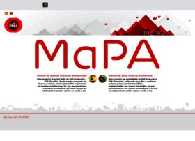 mapaedp.com