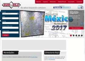 mapas.guiaroji.com.mx Visit site