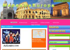 mapasdeeuropa.com
