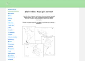 mapasparacolorear.com