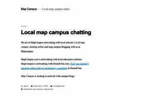 mapcampus.com