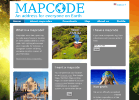 mapcode.co.bw