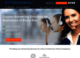 mapcommunications.com