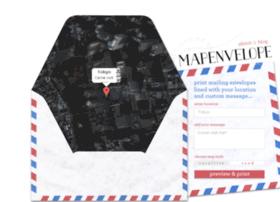 mapenvelope.com