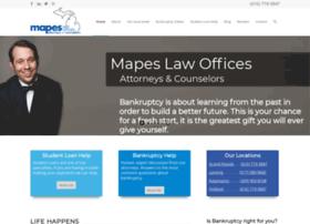 mapesbankruptcyattorneys.com