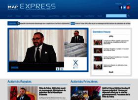mapexpress.ma