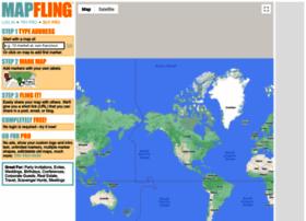 mapfling.com