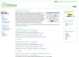 mapguide.osgeo.org