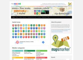 mapicons.mapsmarker.com