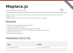 maplacejs.com