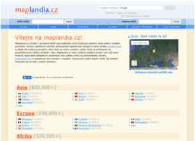 maplandia.cz