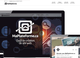 maplateforme.ca