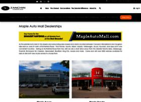mapleautomall.com