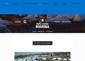 mapleavenuemarina.com