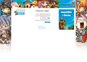 mapleigacha.asiasoftsea.com
