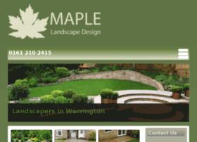 maplelandscapedesigns.co.uk