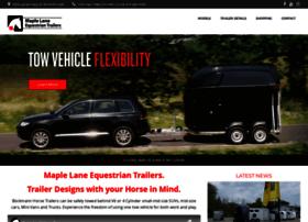 maplelanetrailers.com