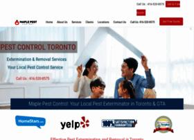 Maplepest.com