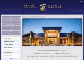 mapleridge.nebo.edu