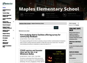 maples.dearbornschools.org