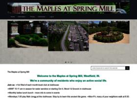 maplesatspringmill.org