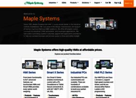 maplesystems.com