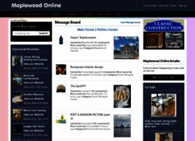 maplewood.worldwebs.com