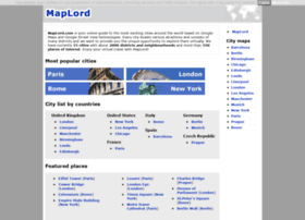 maplord.com
