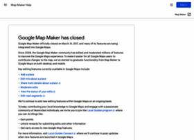 mapmaker.google.com