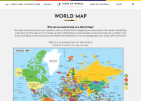 mapmyworld.com