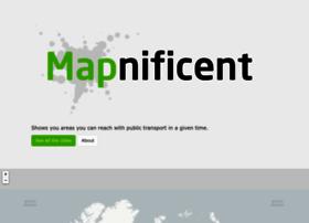 mapnificent.net