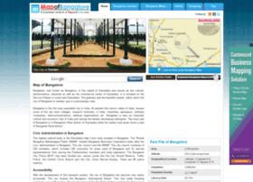 mapofbangalore.com