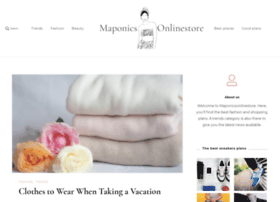 maponicsonlinestore.com