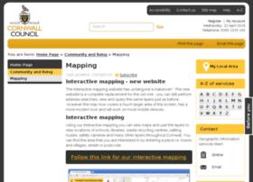 mapping.cornwall.gov.uk