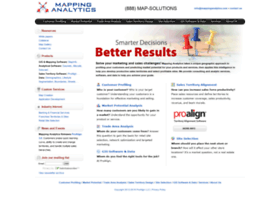 mappinganalytics.com