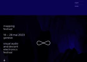mappingfestival.com