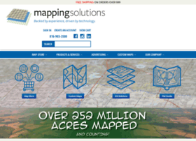 mappingsolutionsgis.com